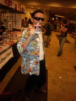 AFest '11 - Ace Ventura by TEi-Has-Pants