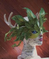Forest Collection of Masks by faerywhere