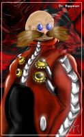 Next Gen Doctor Eggman by Diamond-ME