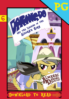 (6) Daring Do and the Legend of the Alicorn's Horn by AlmanacPony