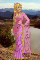 Rapunzel The Bollywood Princess by AnneMarie1986