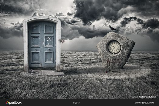 Surreal Manipulation - Video Tutorial by Andrei-Oprinca