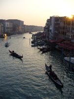 Venice The Great Channel by emalterre