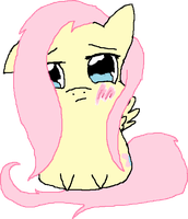 Fluttershy Chibi by maplesyrup19