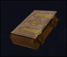 ancient tome by theincredibleandy