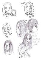 oddles of doodles by accidentlyonpurpose