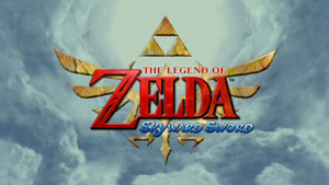 Legend of Zelda: Skyward Sword by DonLawride