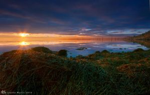 Sunrise at Kilmuir by Yanzibar