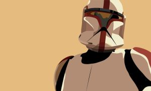 StarWars - Clone Trooper WP by legsley
