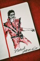 King of Pop by manupaivaellon