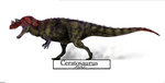 Ceratosaurus by BackOcean