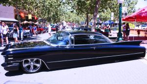Slick Black Cadillac by StallionDesigns