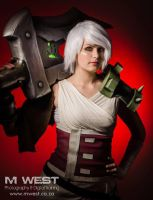 Riven by Kinpatsu-Cosplay