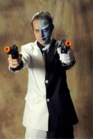OTAKON 2012- Two-Face Photo Suite 1 by DoctorTonyStarkWho