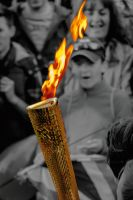 Olympic Torch 2 by Grunvald