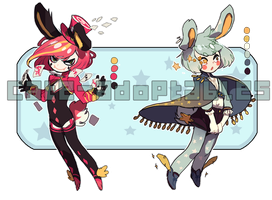 Androgynous- AUCTION CLOSED THANK YOU SO MUCHSNDFK by Cate-adoptables