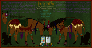 . Tappatio . by Diikae
