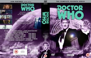 DOCTOR WHO CLASSIC  SERIES 7 by MrPacinoHead