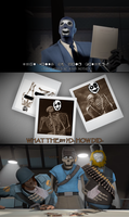 Bad(?) Undertale Comics - Red Gaster in the base! by Bad-Undertale-Comics