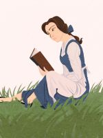 Belle by 89ravenclaw