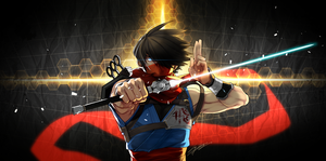 drawing : Strider by kugelcruor