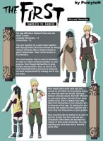 Naruto the first information by PumyteH