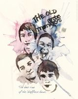 The Old Arctic Monkeys by sahdesign