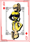 Queen of Diamonds - MLB by AngelBellator