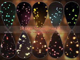 10 Large Light Textures - PackVI by MagnifiqueN