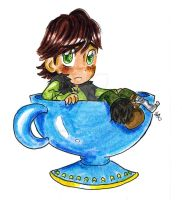 Hiccup in a Teacup by shadowpiratemonkey7