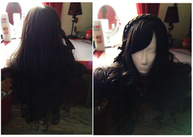 Finished Red Riding Hood Wig [Once Upon a Time] by Sayuri-Shinichi