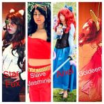 AnimeNext 2014 Cosplay Lineup by TgIiDgUiS