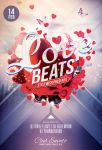 Love Beats Flyer by styleWish