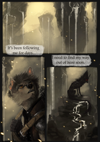 Dead Water by Tatchit