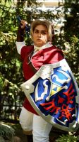 Cosplay (Ocarina of Time): Fire Tunic by AngelicCosplay