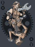 Queen Of Steam by Sachmoe64