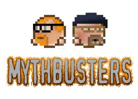 Mythbusters: Emoted Print by Phoenix-Pyre