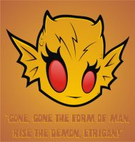 Heads Up Etrigan, the Demon 2 by HeadsUpStudios