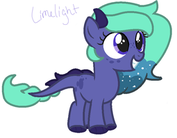 MLP Next Generation AU!: Limelight by CuteiKitty