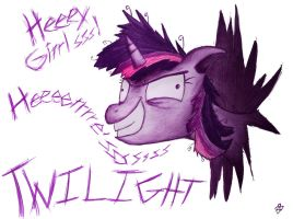 Heeeere's TWILIGHT by charle88