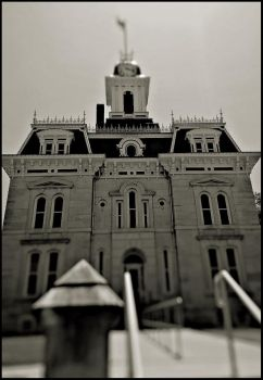 County Courthouse by picedwrites