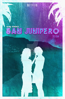 Black Mirror's : San Junipero by Dr-Gauss