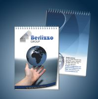 Berlizzo - note_book by Mikeleus