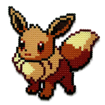 #133 - Eevee by Aenea-Jones
