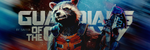 Guardians of the galaxy. ROCKET RACCOON by Direct-Memory-Access