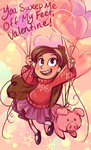 Mabel Valentine by sharpie91