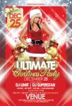 Ultimate Christmas Party Template by tinachang89