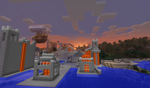Stoneport Harbour by TheKagestar