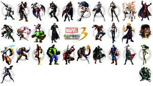 MvC3 Wallpaper Ver 6.0 by FrankWatcher