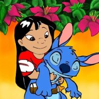 Lilo and Stitch by sharkie19